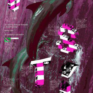 Plakát PechaKucha Night #14